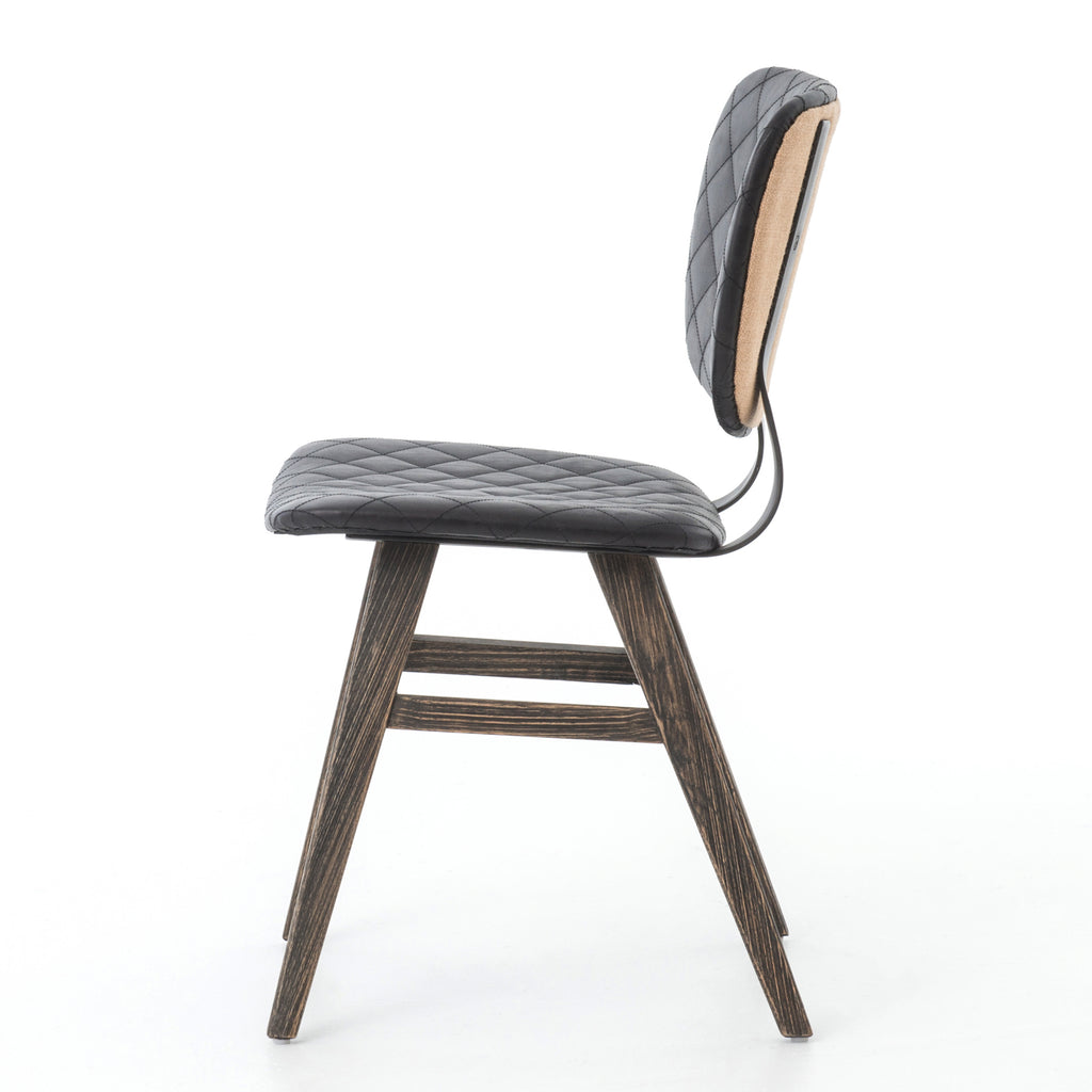 Sloan Dining Chair in Various Materials by BD Studio