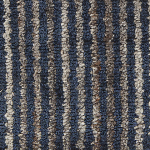 Citizen Collection Hand-Woven Area Rug in Denim design by Chandra rugs