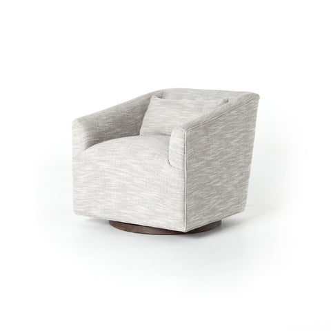 York Swivel Chair in Various Colors by BD Studio