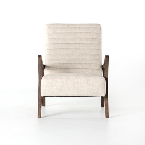 Chance Chair in Linen Natural
