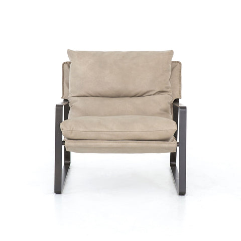Emmett Sling Chair in Umber Natural by BD Studio