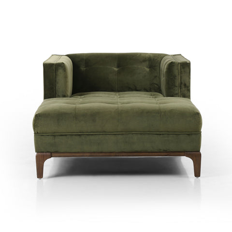 Dylan Chaise In Sapphire Olive