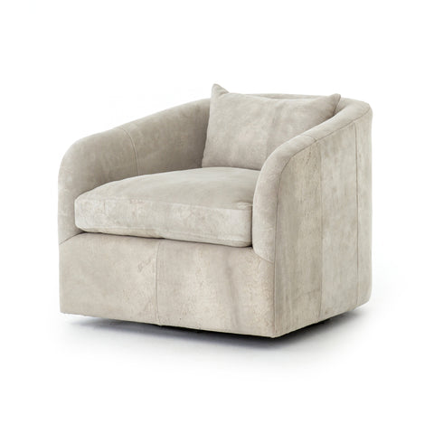 Topanga Swivel Chair in Various Colors