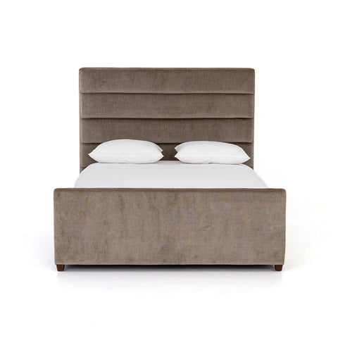Daphne Bed in Silver Sage design by BD Studio