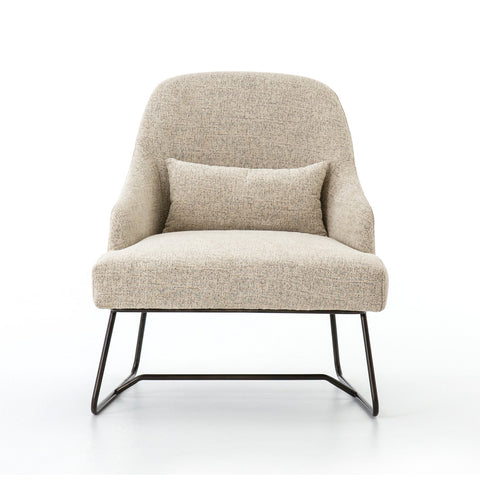 Chani Chair in Plushtone Linen by BD Studio