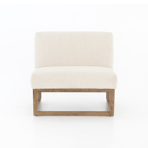 Leonie Chair in Knoll Natural