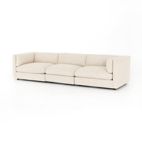Cosette 3 Piece Sectional