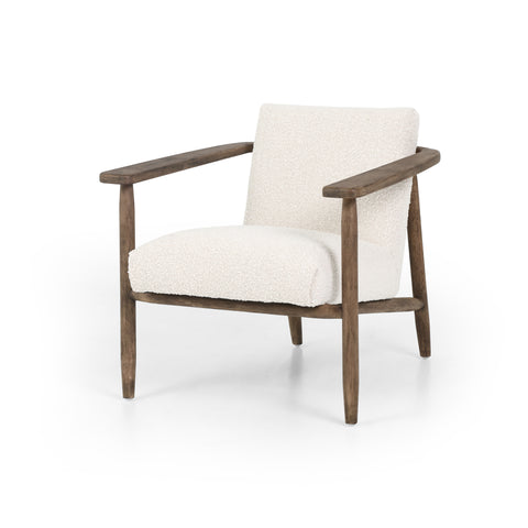 Arnett Chair in Knoll Natural by BD Studio