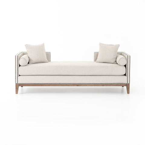Mercury Double Chaise In Noble Platinum