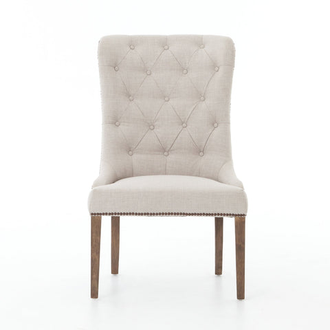 Elouise Dining Chair in Various Materials by BD Studio