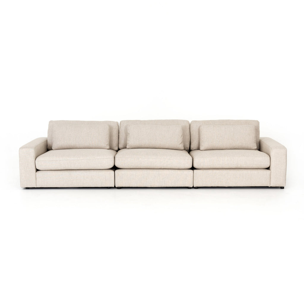 Bloor 3-Pc Sectional in Essence Natural