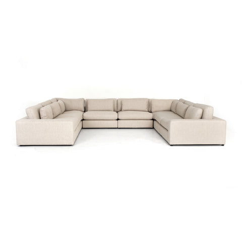 Bloor 8 Piece Sectional in Essence Natural