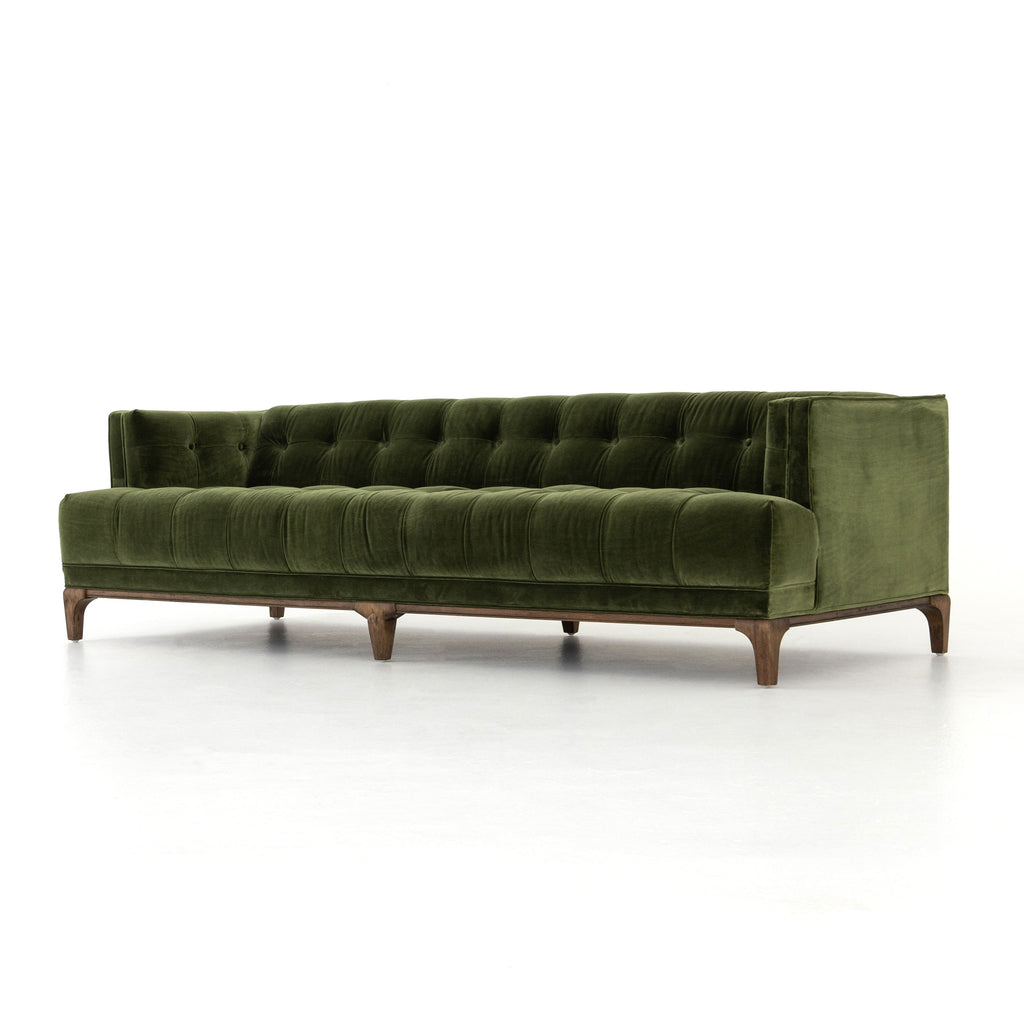 Dylan Sofa in Sapphire Olive