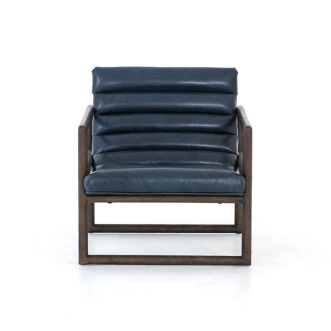Fitz Chair in Dakota Sapphire by BD Studio