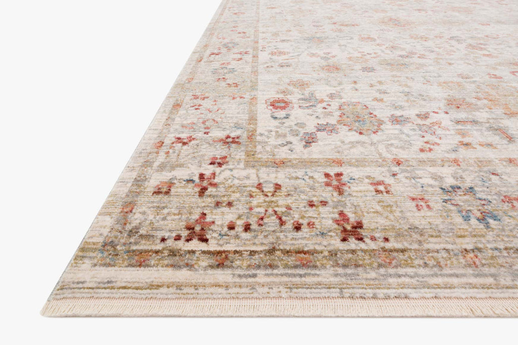 Claire Rug in Ivory by Loloi
