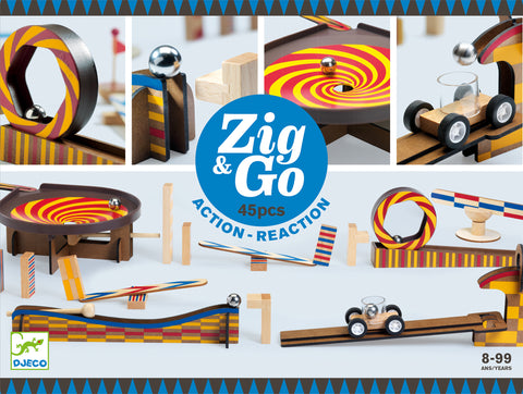 Zig & Go 45 Piece Set