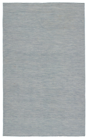 Sunridge Indoor/Outdoor Solid Light Blue Rug by Jaipur Living
