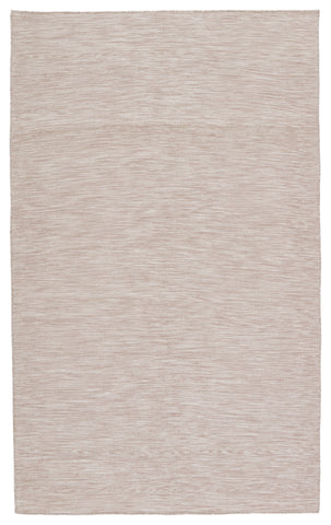 Sunridge Indoor/Outdoor Solid Light Taupe Rug by Jaipur Living