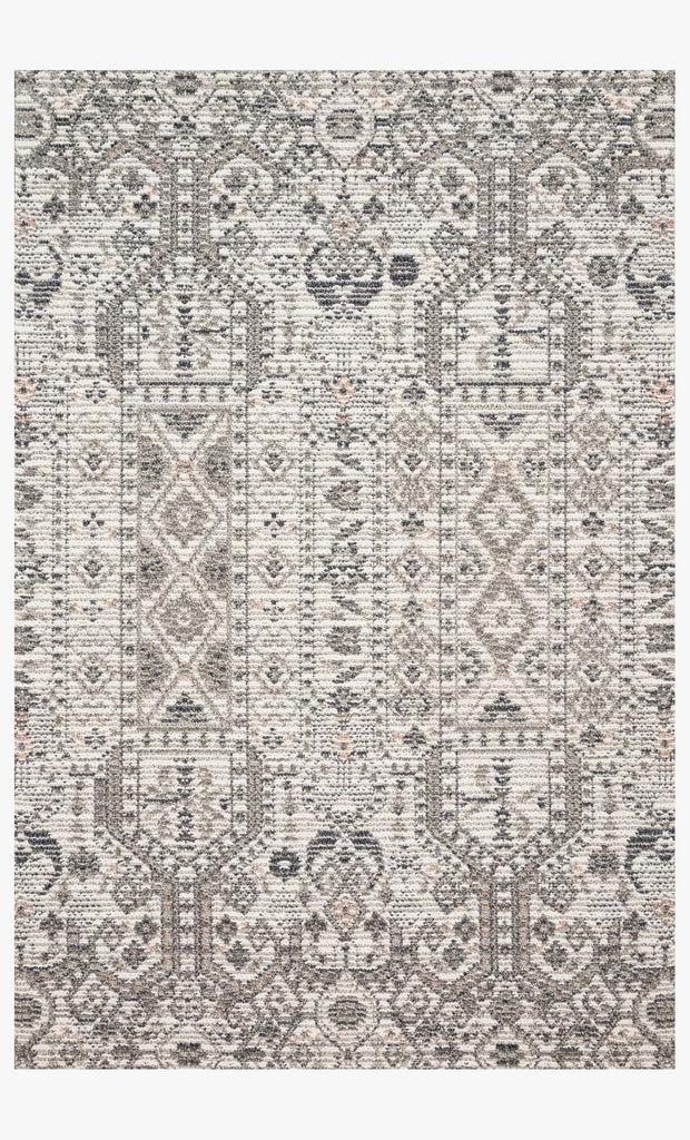 Cole Indoor/Outdoor Rug in Ivory by Loloi