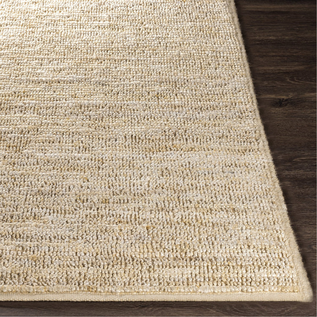 Continental COT-1930 Hand Woven Rug in Cream by Surya