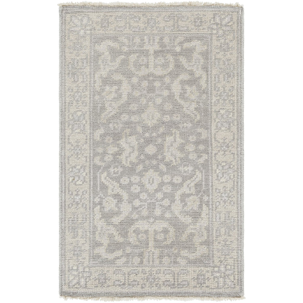 Cappadocia CPP-5007 Hand Knotted Rug in Charcoal & Moss by Surya