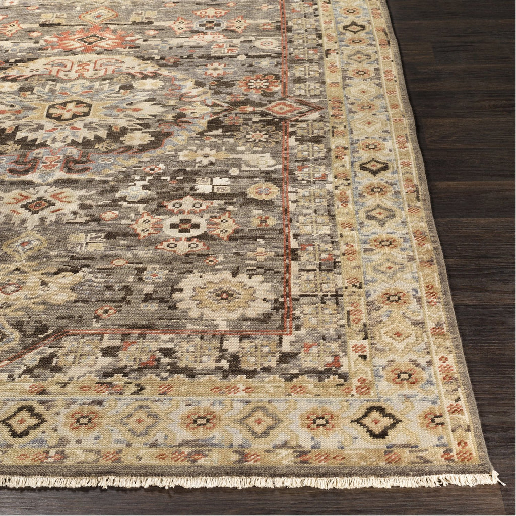 Cappadocia CPP-5029 Hand Knotted Rug in Taupe & Cream by Surya