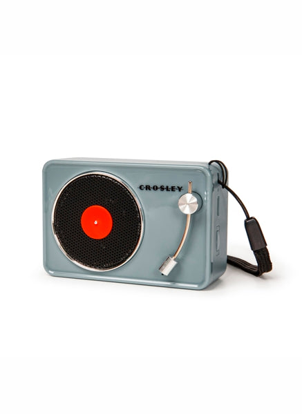 Mini Turntable Bluetooth Speaker - Tourmaline