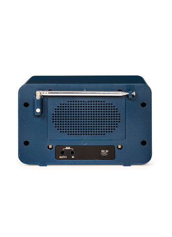 Tribute AM/FM Radio - Navy