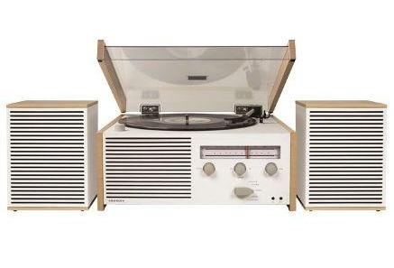 Switch II Entertainment System - Natural design by Crosley
