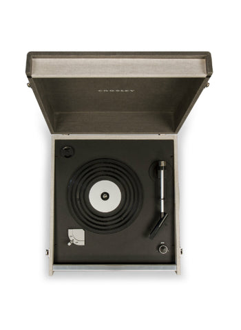 Bermuda Deluxe Turntable in Black