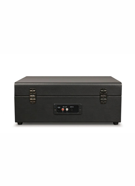 Voyager Portable Turntable - Black design by Crosley