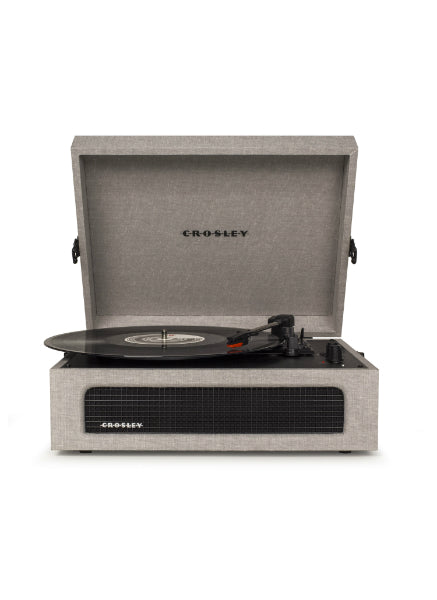 Voyager Portable Turntable - Gray
