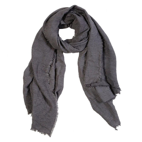 Crinkle Scarf in multiple colors by Pom Pom At Home