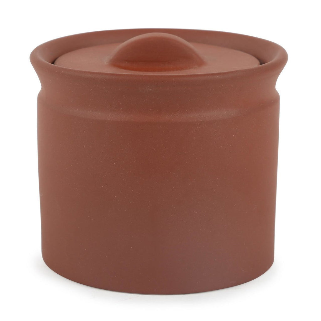 Larder Crock 3.5 in Various Colors