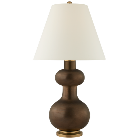Chambers Medium Table Lamp by Christopher Spitzmiller
