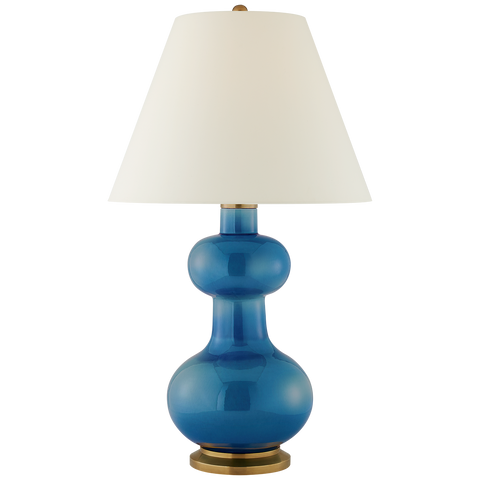 Chambers Large Table Lamp by Christopher Spitzmiller