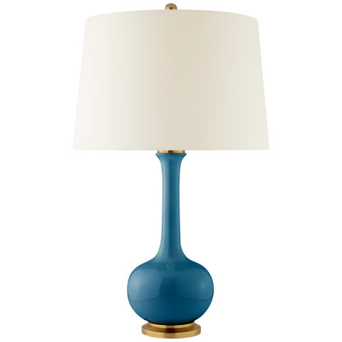 Coy Medium Table Lamp by Christopher Spitzmiller