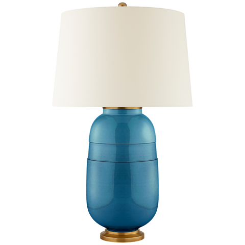 Newcomb Medium Table Lamp by Christopher Spitzmiller