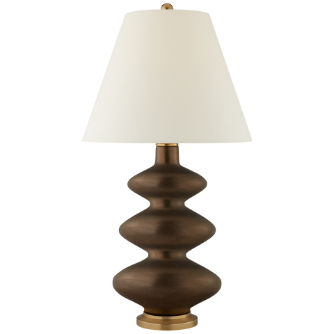 Smith Medium Table Lamp by Christopher Spitzmiller