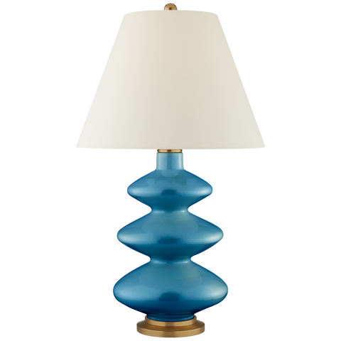 Smith Large Table Lamp by Christopher Spitzmiller