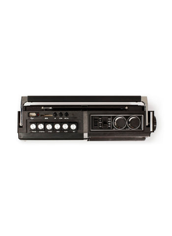 CT100 Cassette Player - Silver design by Crosley