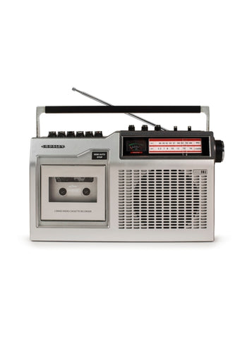 CT200 Cassette Player - Silver