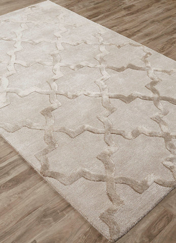 City Rug in Moonstruck & Cobblestone design by Jaipur