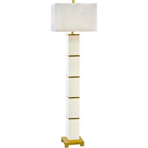 Jacques Floor Lamp by Couture Lamps