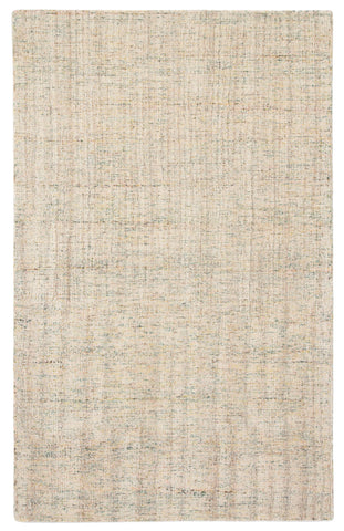 Ritz Solid Rug in Angora & Sea Pine design by Jaipur