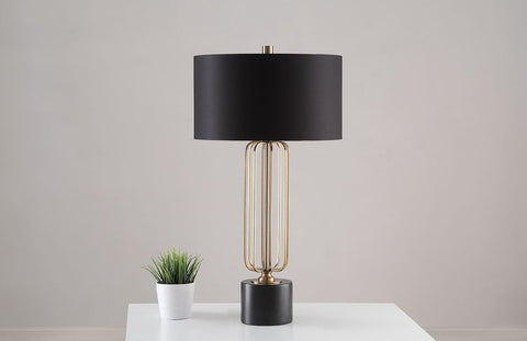 Pierce Table Lamp by Couture Lamps