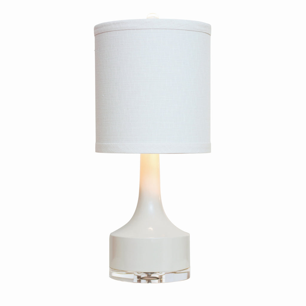 Holmby Table Lamp in Cream design by Couture Lamps