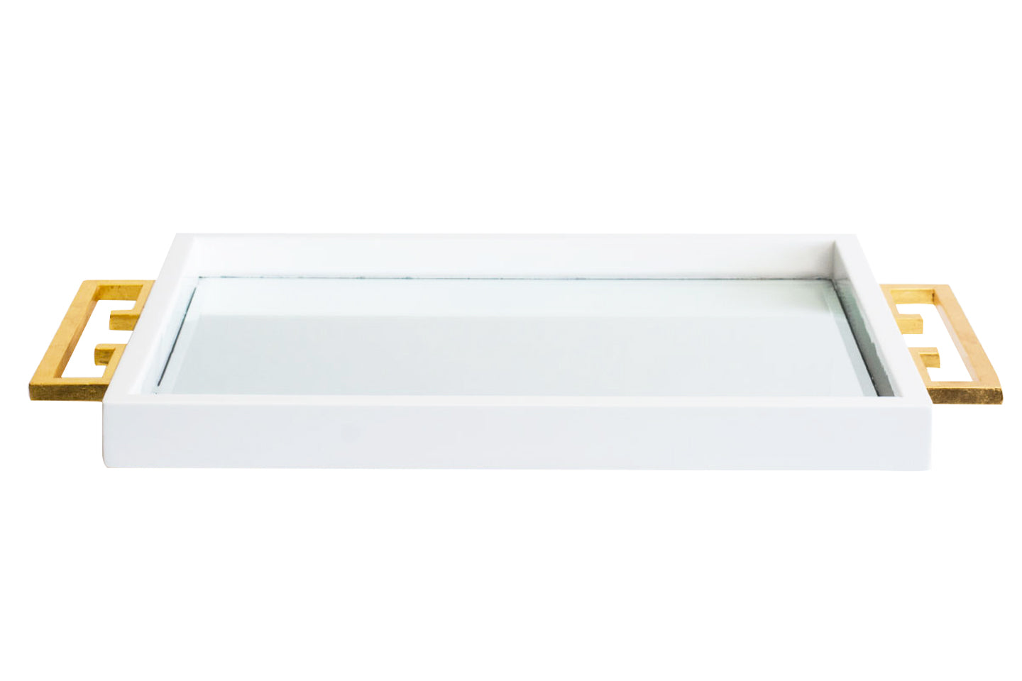 Avondale Tray in White design by Couture Lamps