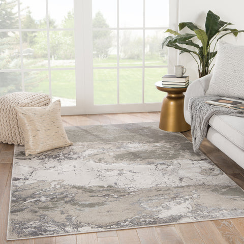 Catalyst Cisco Rug in Gray by Jaipur Living