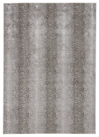 Catalyst Axis Rug in Gray by Jaipur Living